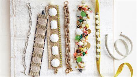 Handmade Fabric Jewelry - handmade fabric jewelry martha stewart