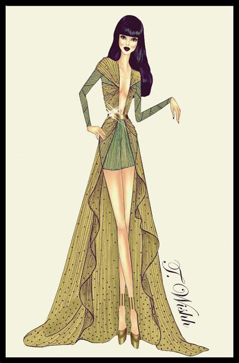 Fashion Dress 340183 3 fashion design dress 4 by twishh on deviantart