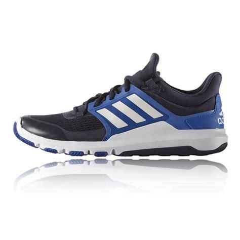 Sepatu Adidas Adipure 360 adidas adipure 360 3 mens black blue sports shoes fitness trainers ebay