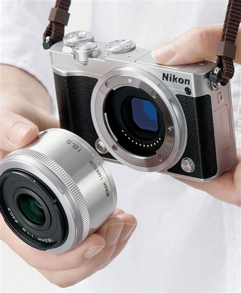 Leather Kamera Mirrorless Nikon 1j5 nikon 1 j5 and accessories shipping dates announced