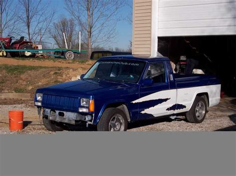 jeep comanche lowered my lowered jeep member projects your comanches