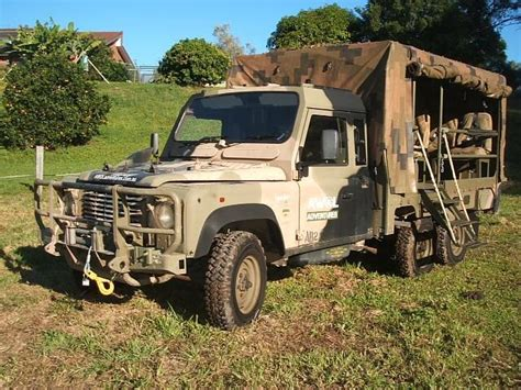 land rover 110 truck land rover 110 6x6 for sale