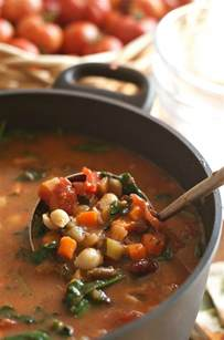 dinner soup recipes fall dinner minestrone soup recipe