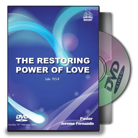 the power of love mp the restoring power of love mp3 pastor jerome fernando