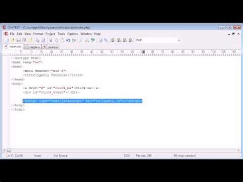tutorial jquery toggle jquery tutorial 36 toggle youtube