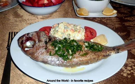 world  favorite recipes fish  seafood
