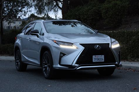 2016 Lexus Rx 350 F Sport Review Tmr Zoo