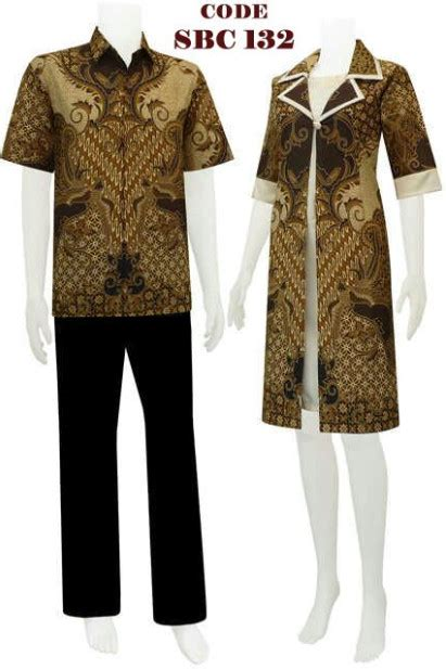 Dress Batik Sarimbit Keluarga Sa 518 sarimbit dress batik dengan dalaman ucanc code srbc 13 koleksi baju batik modern