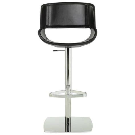 italian bar stools italian modern bar stool made of leather made in italy
