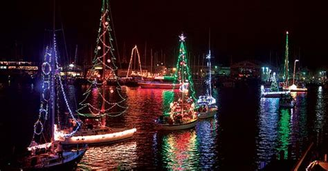 electric boat parade designing a holiday lights display for your boat boatus