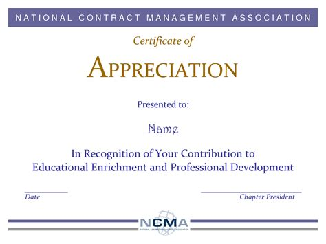 formal certificate template images for formal certificate of appreciation template