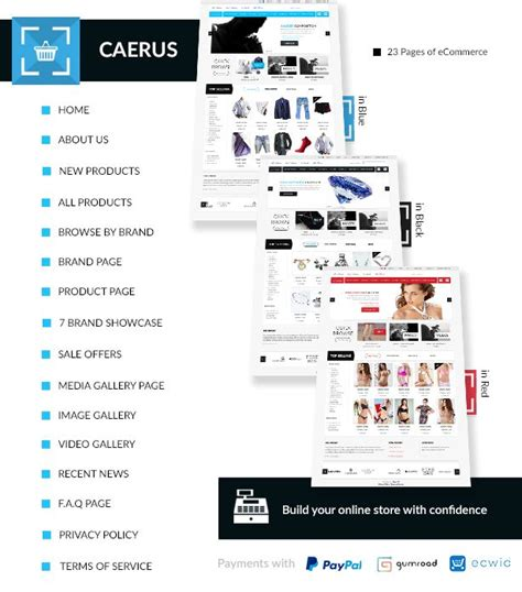 128 Best Adobe Muse Images On Pinterest Adobe Muse Design Websites And Website Designs Adobe Muse Ecommerce Templates