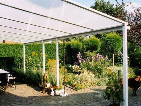 tettoia plexiglass prezzo tettoia policarbonato tettoie e pensiline