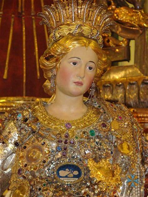 popolare santa venera viva santa venera il culto della santa patrona ad