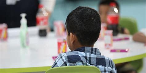 el 60 de menores deportados son originarios de tres departamentos