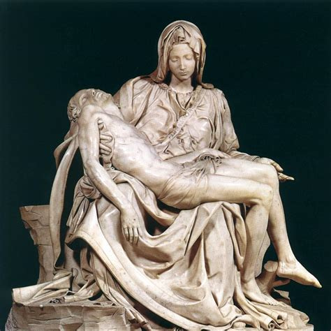Images Of Michelangelo S Pieta