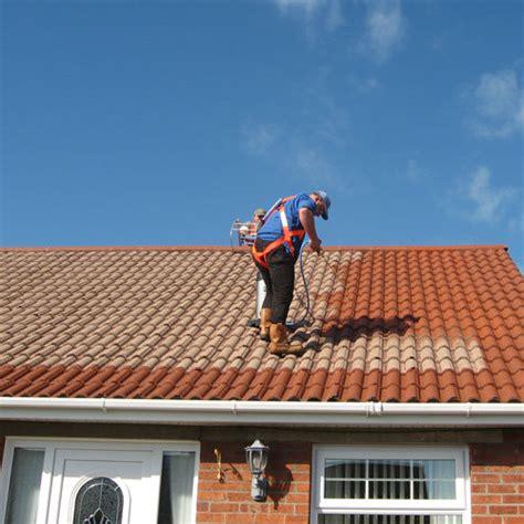 Roof Tile Paint Resto Roof Tile Slate Paint 5 Litres Many Colours Ebay