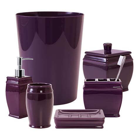purple bathroom accessories purple bathroom accessories tjihome