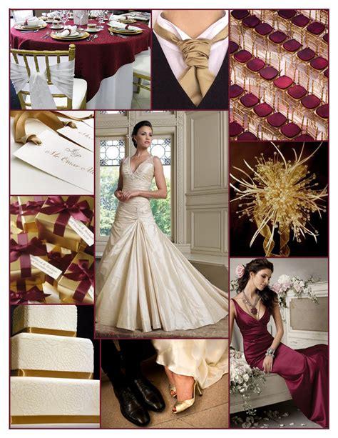burgandy black gold ideas inspirations reception project wedding forums