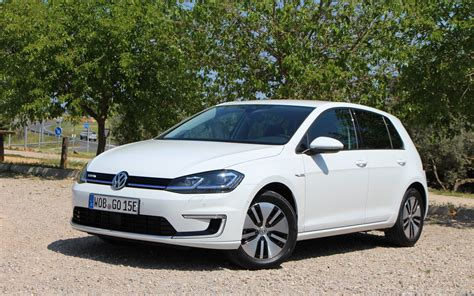Volkswagen Golf E by 2017 Volkswagen E Golf Out Bolt The Car Guide