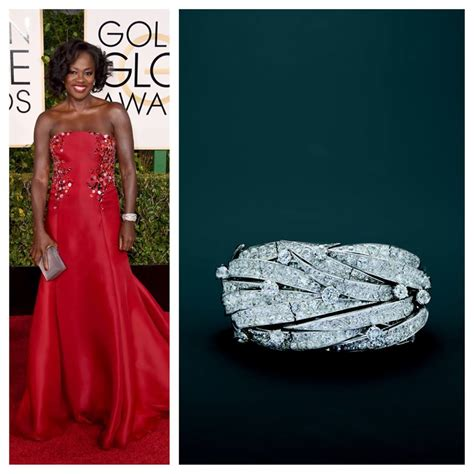 Jewelry At The Golden Globe Awards by Fred Leighton Jewelry And The 2015 Golden Globes