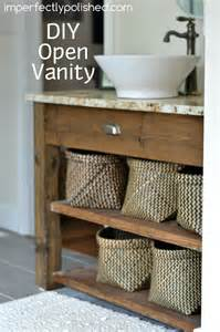 Diy Bathroom Vanity With Vessel Sink » Ideas Home Design