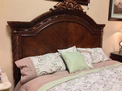 buy ashley furniture north shore panel bed 30 best images about old world on pinterest stains