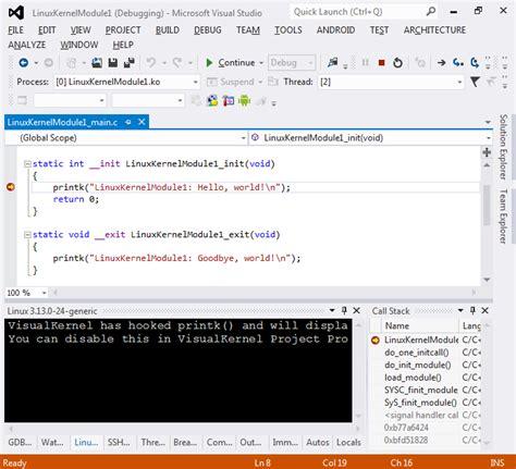 Tutorial Linux Kernel | debugging linux kernel over network sysprogs tutorials