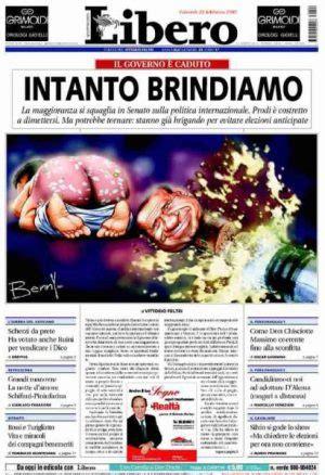 libero quotidiano italia libero online