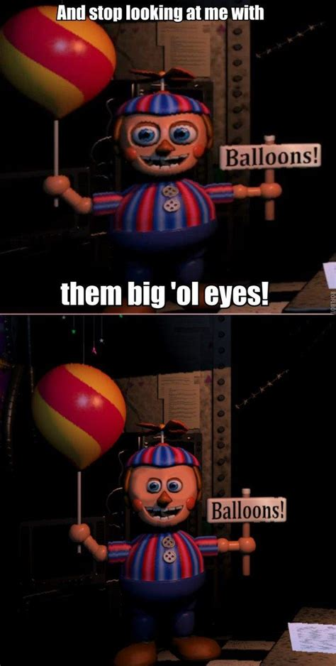 Balloon Boy Meme - stop looking at me with them big ol eyes balloon boy