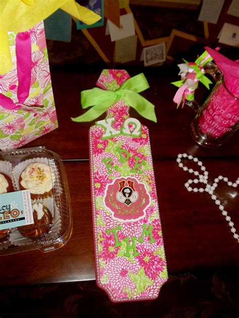 diy sorority gifts 17 best images about gamma phi beta γφβ on