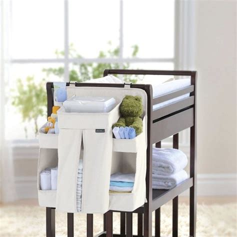 Changing Table Hanging Organizer 17 Best Images About Storage Ideas For Nursery On Pinterest