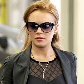 Lohan Back In Rehab by Lohan Back In Rehab News Showbiz Tv