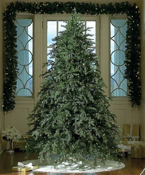 fake christmas trees get 7 5 downswept hunter fir pre