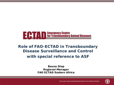 diseases of swine with special reference to the preventive measures of disease classic reprint books of fao ectad in transboundary disease surveillance