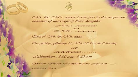 Wedding Card Design Photoshop by How To Create Wedding Cards In Photoshop With Esubs