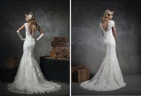 low back wedding dress 2013 inofashionstyle com
