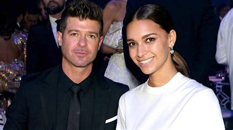 april love geary robin thicke robin thicke patton reach agreement over son s custody