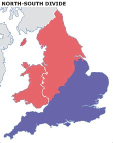map uk south divide news uk south divide is growing