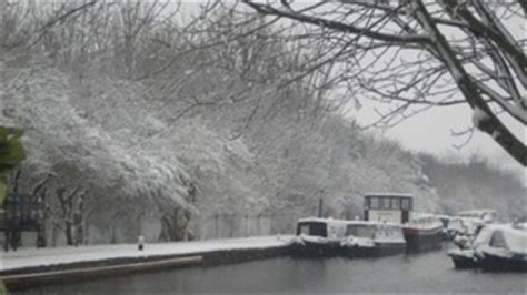 boat supplies west yorkshire your best pictures of a snowy uk weekend itv news