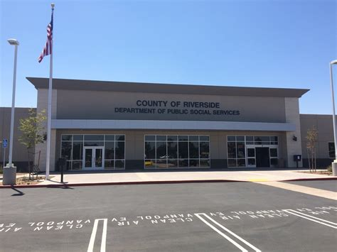 office location moreno riverside county department of