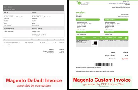 magento layout email magento invoice template invoice exle