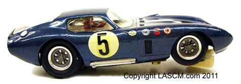 Auto Hobbies Cobra by 1964 Cobra Daytona Kit Ah101 Los Angeles Slot Car Museum