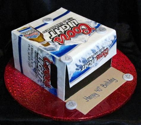 is coors light a rice beer coors light cake cakecentral com