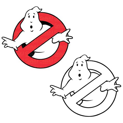 logo clipart ghostbusters logo clipart svg eps png file personal