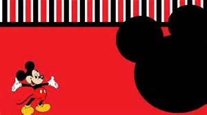 mickey mouse e invite template birthday ideas