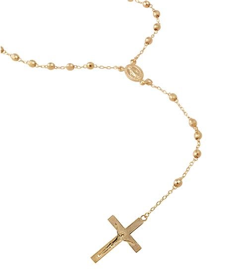 rosary chain for jewelry gold gold chain rosary