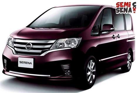 Nissan Serena 2015 Harga Terbaik gambar dan harga mobil keluarga rommy car