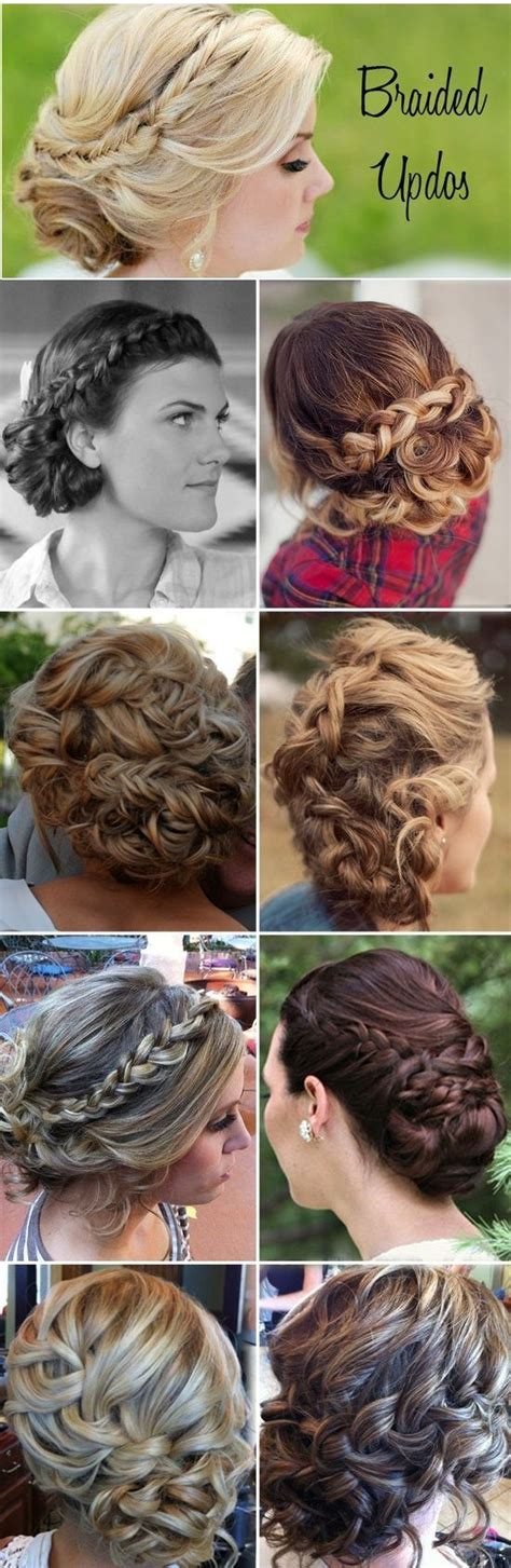 prom hairstyles and how to do them best 525 gorgeous wedding updos images on pinterest hair