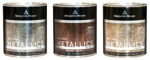 Benjamin Paint A Metal Like Paint From Benjamin Moore The New York Times